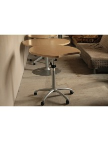 Příruční stolek Steelcase na kolečkách