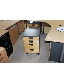 Kancelářský kontejner Kinnarps na kolečkách
