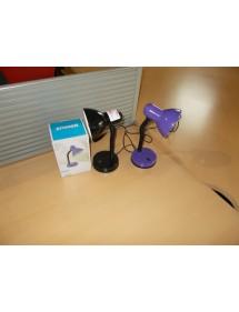 Lampička na stůl v různých barvách