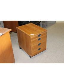 Kancelářský kontejner na kolečkách