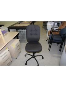 Kolečková židle bez područek IKEA