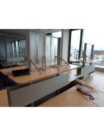 Kancelársky paravan Steelcase - prídavný k stolu