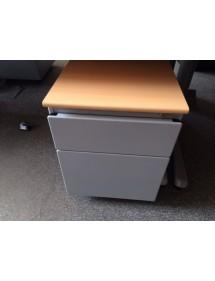 Kancelársky kontajner plechový Steelcase