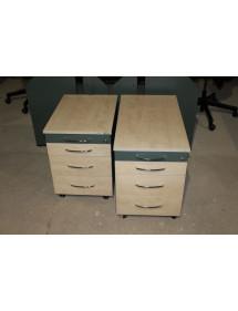 Kancelářské kontejnery na kolečkách PFD
