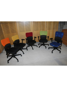 Kancelářská kolečková židle Steelcase - různé barvy