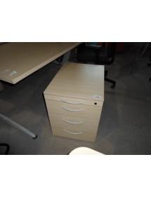 Kancelársky kontajner Steelcase-dekor breza
