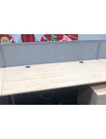 Kancelářský paravan Techo na stůl