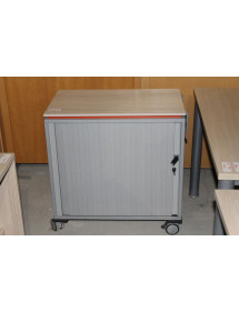Kancelářská skříňka s roletkou Steelcase