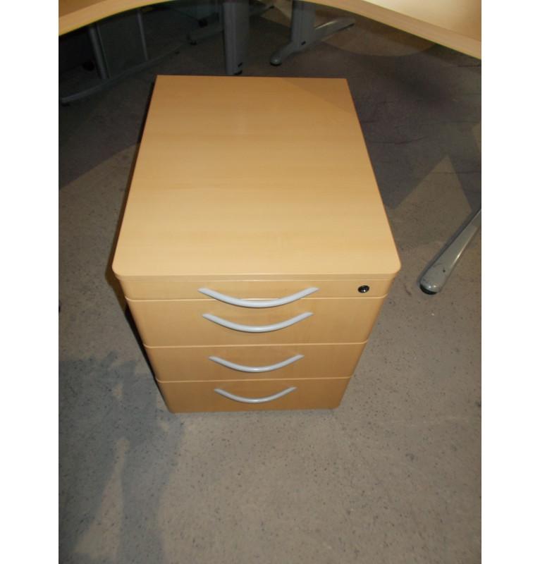 Kancelářský kontejner Steelcase - dekor bříza