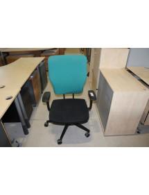 Kancelářská kolečková židle RIM zelená