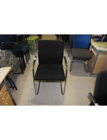 Zasedací židle LD chromovaná konstrukce