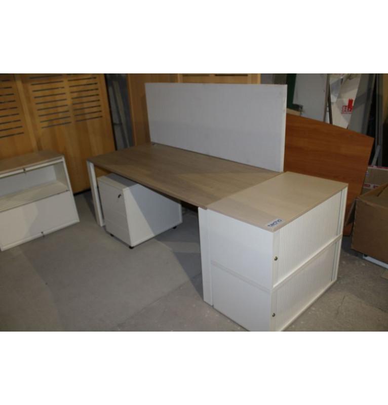 Sestava kancelářského nábytku TECHO
