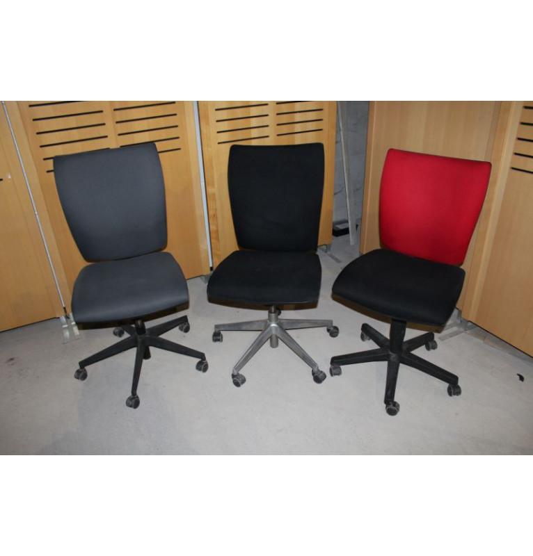 Kancelářské kolečkové židle LD