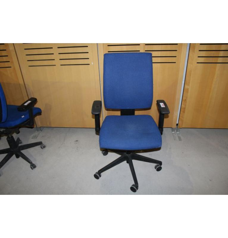 Kancelářská kolečková židle NO+BL