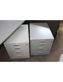 Kancelářské kontejnery TECHO na kolečkách