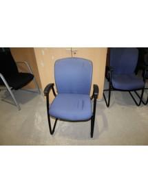 Zasadací stolička Mobilex-perový systém
