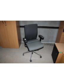 Kolečková židle Zuco polstrovaná