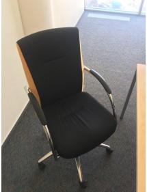 Kancelářská židle zasedací KOHL