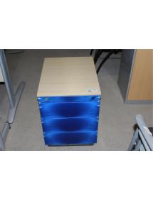 Kancelářské kontejnery Werndl modrá čela