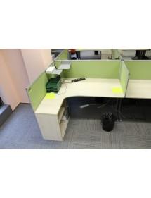Kancelárske stoly rohové - veľmi dobrý stav
