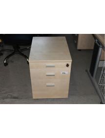 Kancelářské kontejnery TECHO - 3 šuplíky