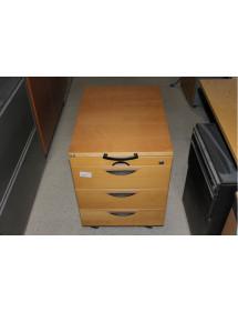 Kancelářské kontejnery na kolečkách EFG