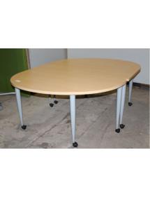 Jednací stůl Steelcase bazar - kolečka