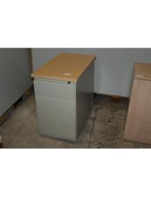Plechový kontejner ke stolu Steelcase