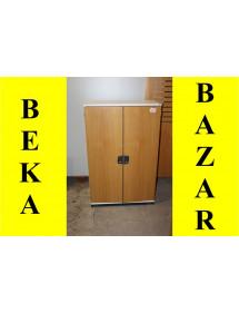 Kancelářská skříň Kinnarps střední velikost