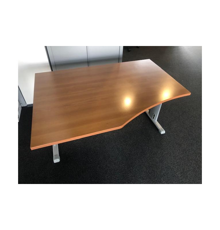 Kancelářský zkosený stůl Las Mobili