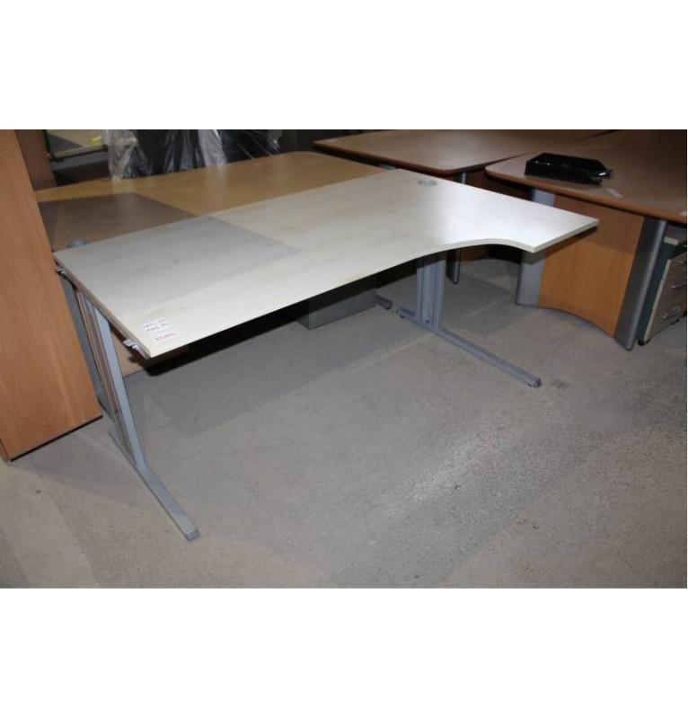 Světlé kancelářské stoly bazar