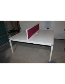 Pracovný kancelársku PC stôl TECHO bazár