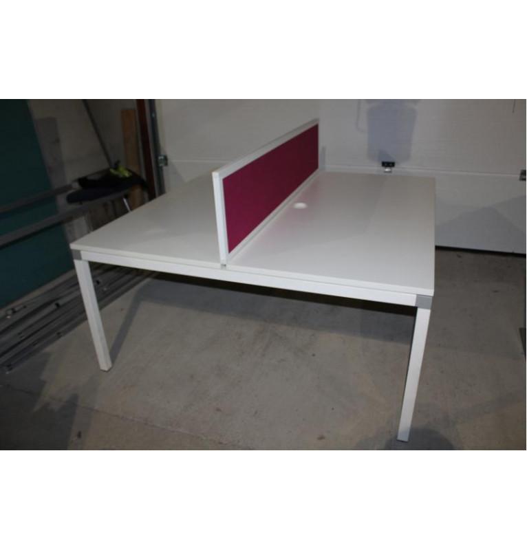 Pracovní kancelářký PC stůl TECHO bazar