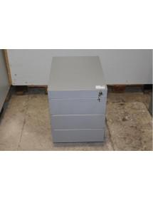 Kancelářský kontejner TECHO šedý