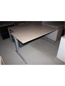 Kancelársky stôl TECHO - hruška