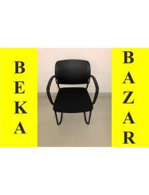 Přísedící židle výrobce RIM černé