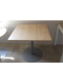 Prísediaci stolík hranatý dekor hruška