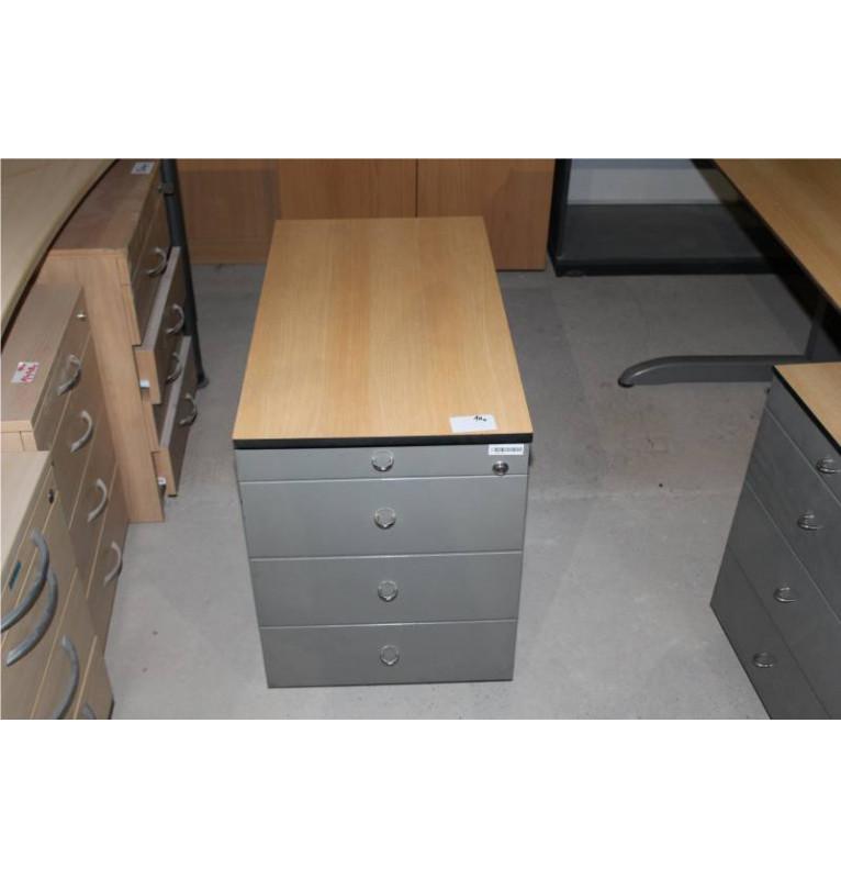 Kancelářské kontejnery na kolečkách TECHO
