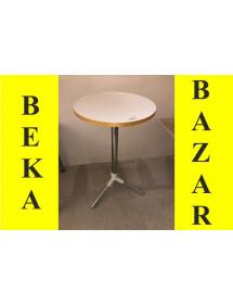 Kancelársky barový okrúhly stôl
