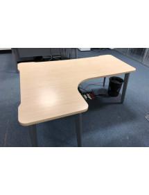 Kancelářský PC stůl Steelcase  - L