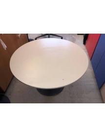 Kancelářský přísedící stůl kulatý