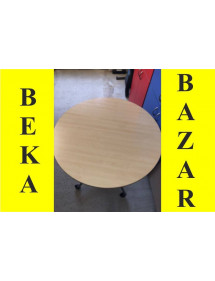 Prísediaci okrúhly stôl Steelcase - vysúvací