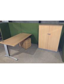 Zostava kancelárskeho nábytku Steelcase