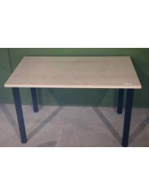 Kancelářský přísedící stolek světlý dekor