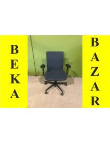 Kancelárska koliesková stolička Vitra - šedá