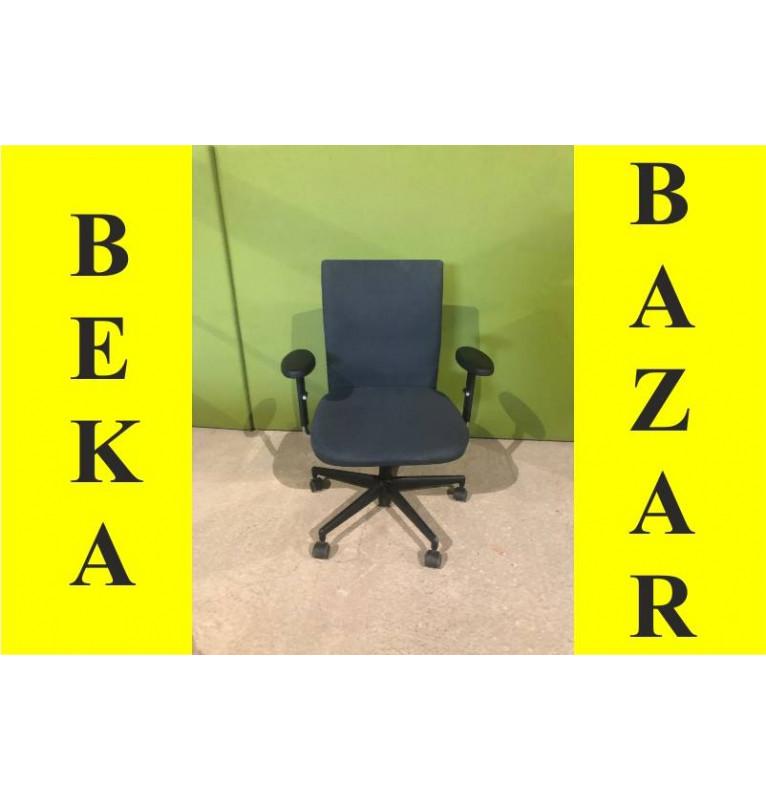 Kancelářská kolečková židle Vitra - šedá