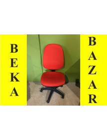 Kancelářská kolečková židle bez područek