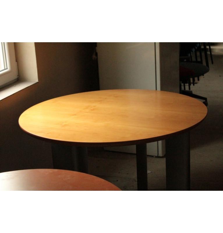 Okrúhly kancelársky stôl Steelcase
