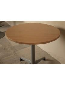 Okrúhly stolík Steelcase na kolieskach